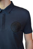Versace Collection Rubber Medusa Polo