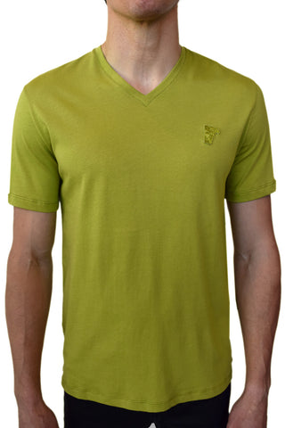 Versace Collection Medusa Logo Basic T-shirt