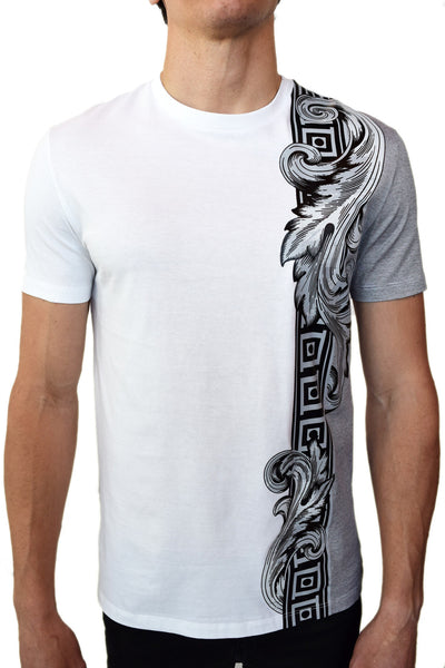 Versace Collection Giroco Graphic T-Shirt