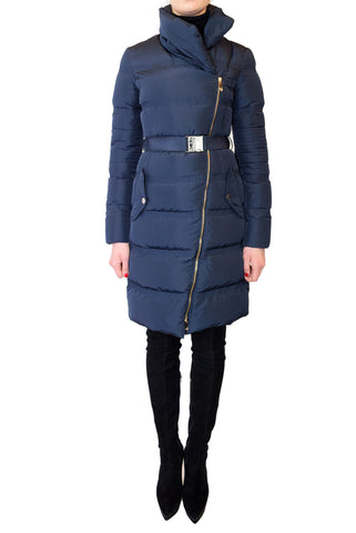 Versace Collection Down Puffer Coat