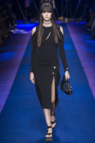 Versace Runway Dress Look 17