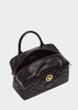 Versace Quilted Icon Shoulder Bag