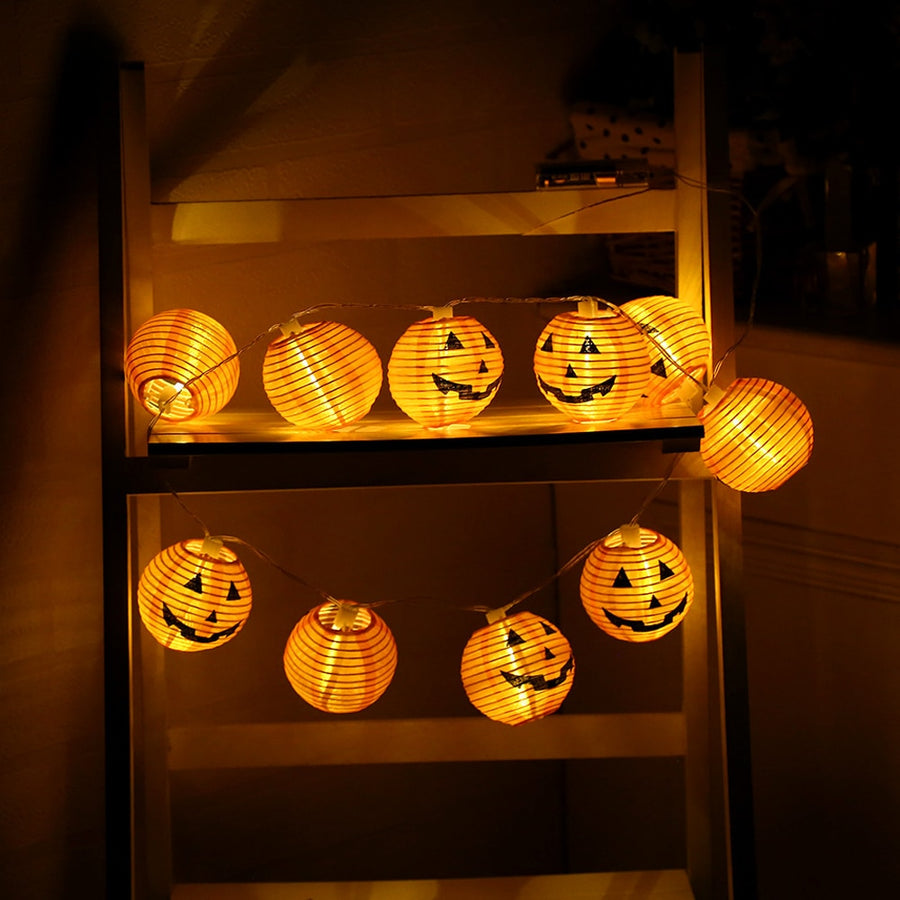 PumpkinChain - Halloween LED Lights