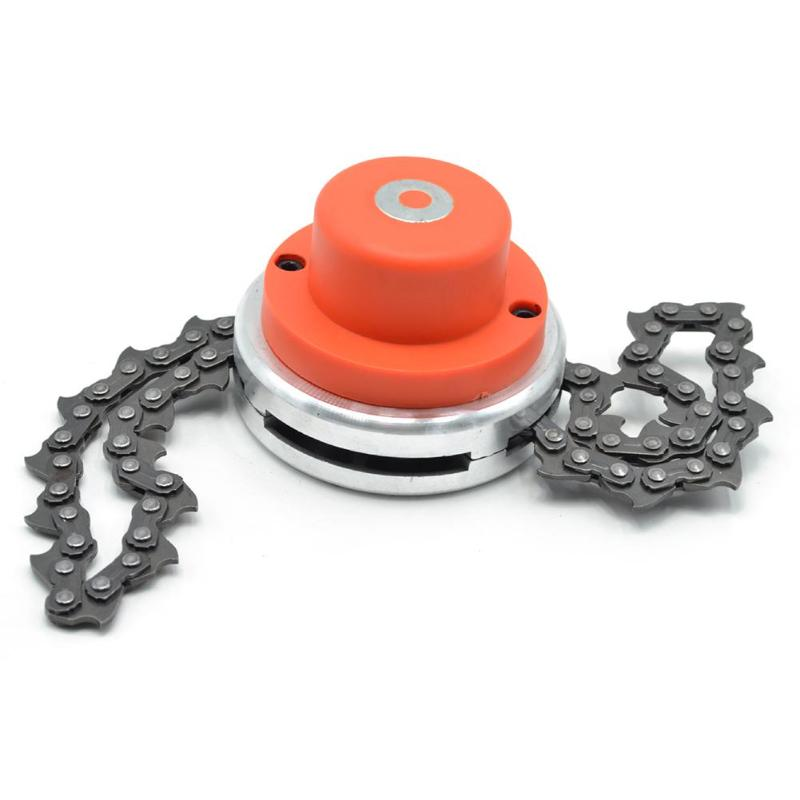 ChainTrim - Universal Lawn Trimmer Head
