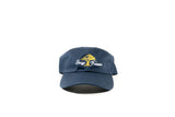 Say Treees Navy/Yellow Tree Dad Hat