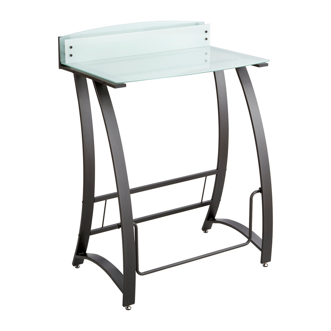 1941TG - Xpressions™ Stand-up Desk, Black Base 35W x 23D