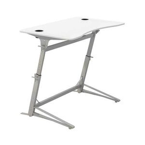 1959WH - Verve™ Standing-Height Desk, White