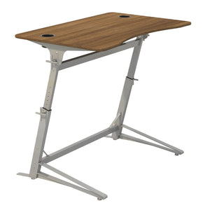 1959WL - Verve™ Standing-Height Desk, Walnut 47W x 31D