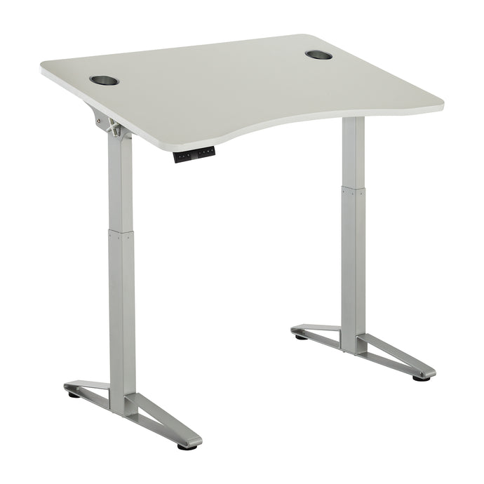 1980WH- Defy™ Electric Height-Adjustable Desk 47W x 30D