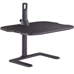 2180BL - Height Adjustable Laptop Stand, Black