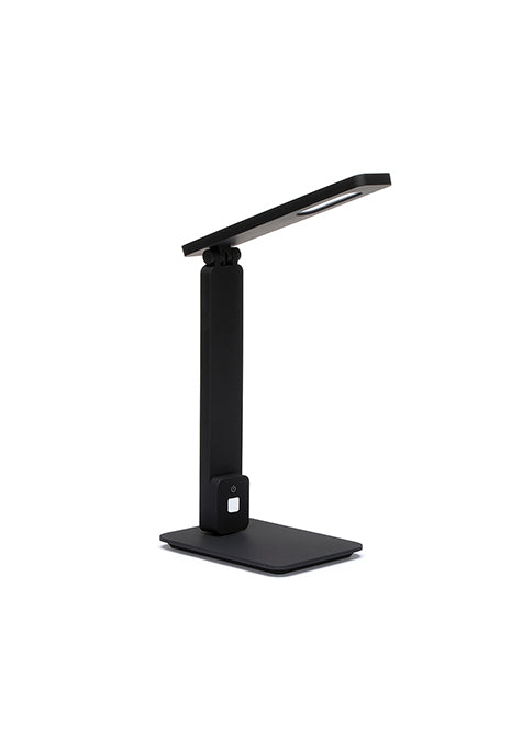 4025 INDUSTRIAL LED DESK LAMP WITH TOUCH ACTIVATED SWITCH AND USB CHARGING PORT