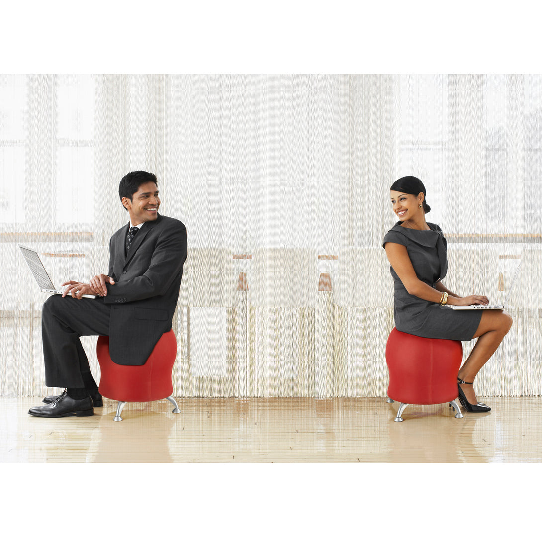 4750CI-Zenergy™ Ball Chair-Crimson