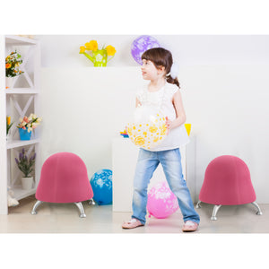 4755PI-Runtz™ Ball Chair-Pink