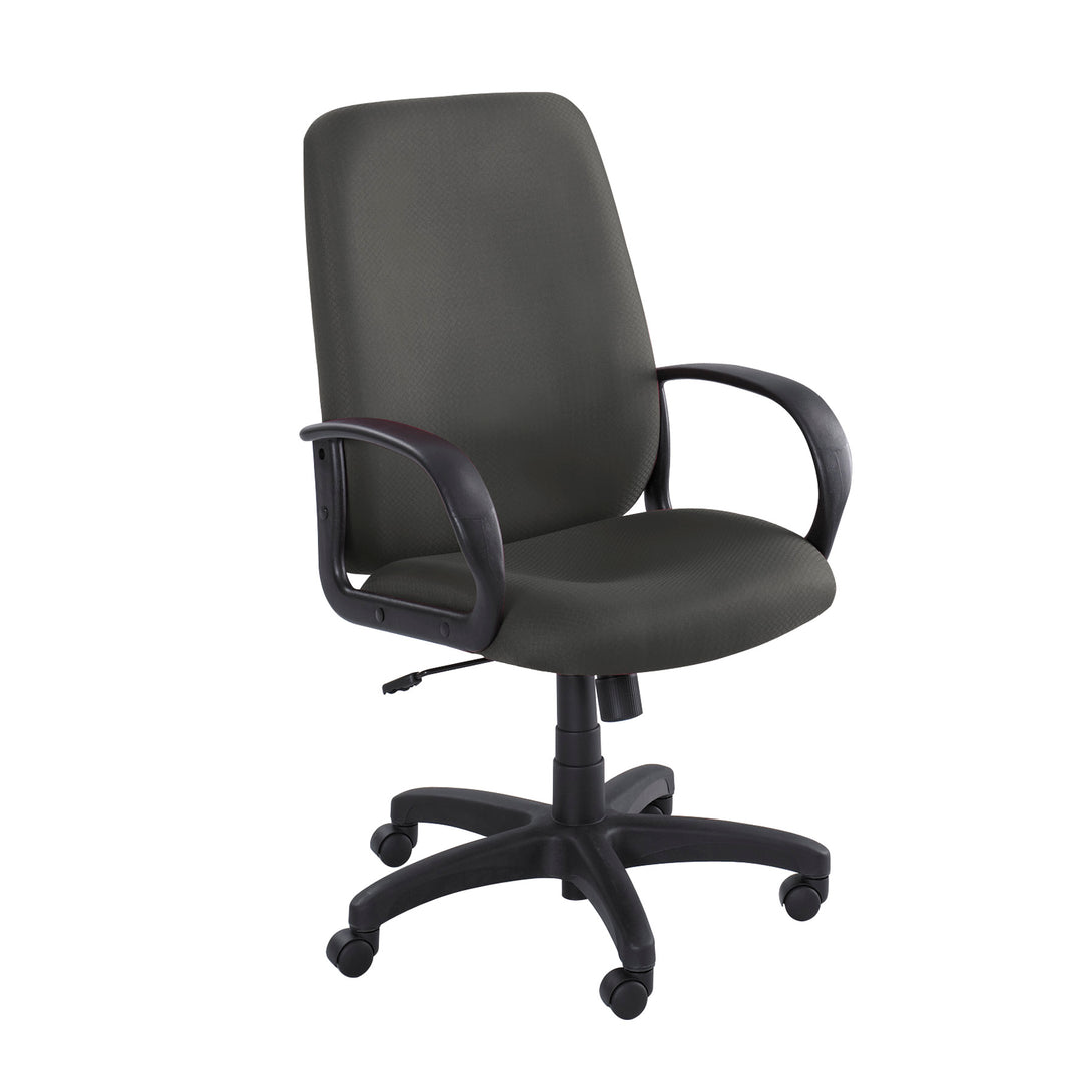 6300BL-Poise® Executive High Back Seating-Black