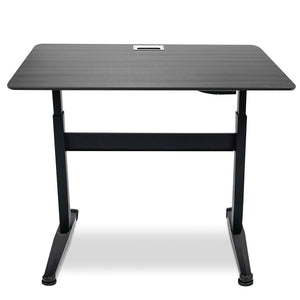 69112-Pneumatic Adjustable Height 4 foot Desk