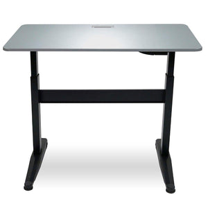 69167-Pneumatic Adjustable Height 5 foot Desk