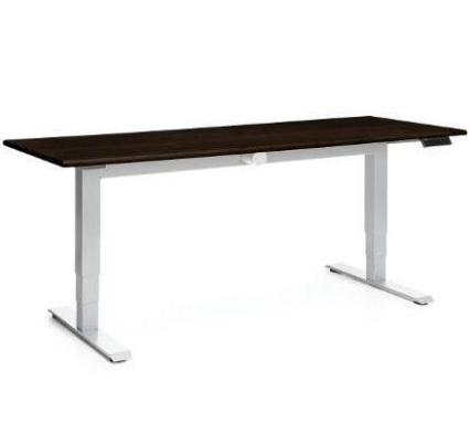HAT-3072 HEIGHT ADJUSTABLE TABLE 72 INCH TOP