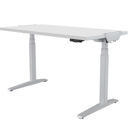 Levado™ Height Adjustable Desk - Includes Desk Top And Base (48W x 24D, 60W x 30D, 72W x 30D)