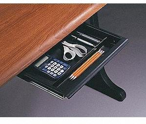95452-Desk Utility Drawer, Charcoal