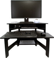 DC100 - High Rise™ Stand-Up Desk Converter