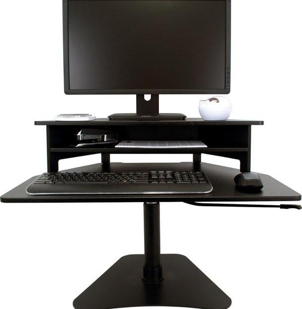 DC200 - High Rise™ Adjustable Stand-Up Desk Converter