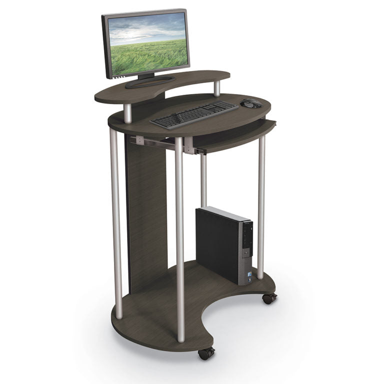 91105 Up-Rite Standing Mobile Workstation 36W x 25D