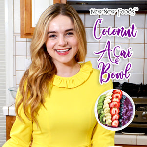 Coconut Açaí Bowl Recipe