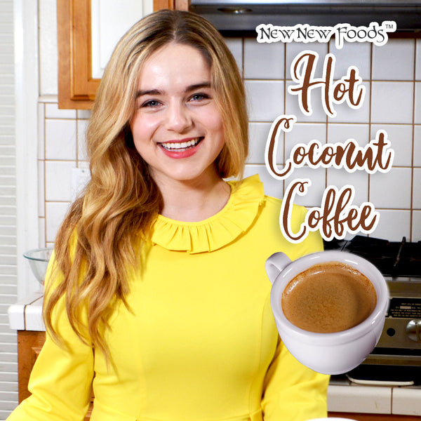 Hot Coconut Coffee Recipe