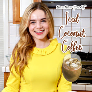 Iced Coconut Coffee Recipe