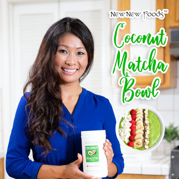 Coconut Matcha Bowl Recipe