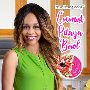 Coconut Pitaya Bowl Recipe