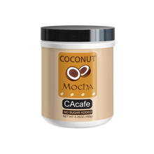 Coconut Mocha Unsweetened 6.35oz