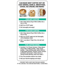 Mint Coconut Coffee 9.5oz (better taste, with updated ingredients)