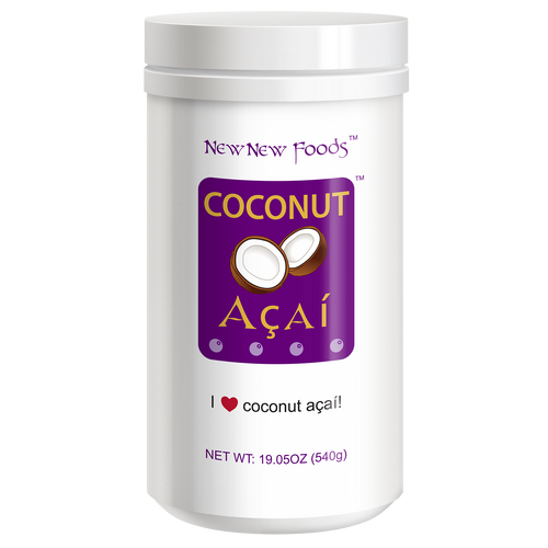 Coconut Açaí 19.05oz