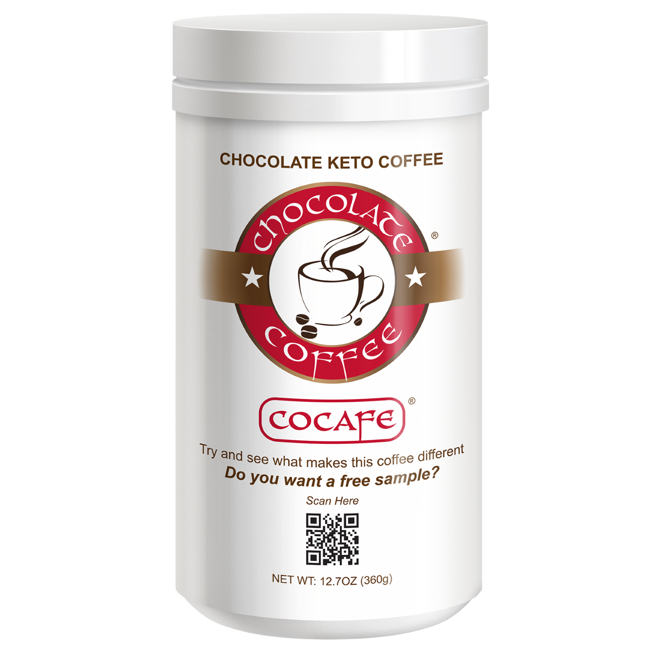 Chocolate Keto Coffee 12.7oz