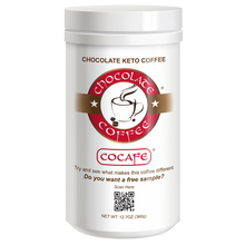 Chocolate Keto Coffee 12.7oz (6-Pack)