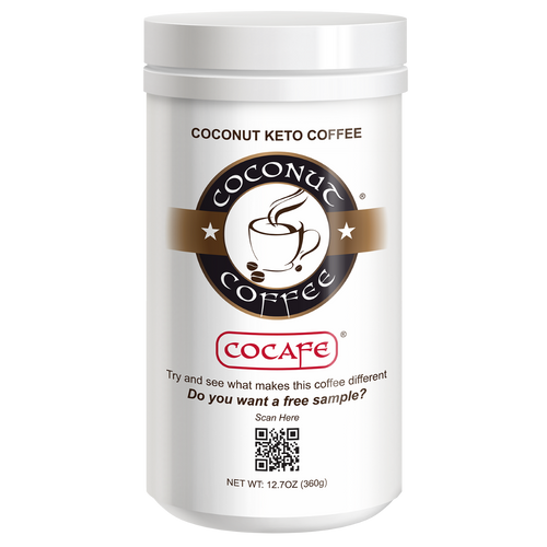 Coconut Keto Coffee