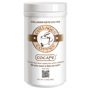 Collagen Keto Coffee 12.7oz