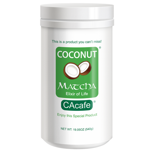 This is a Coconut Matcha you can't miss!