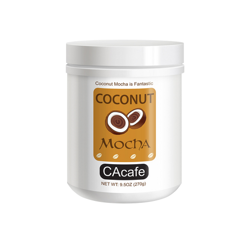 Coconut Mocha 9.5oz