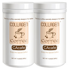 Collagen Coffee, this is a coffee specially designed for ladies - 2 Pack