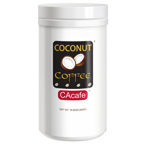 Coconut Coffee 19.05oz