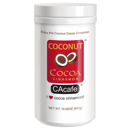 Coconut Cocoa Cinnamon 19.05oz
