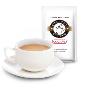 Sample Coconut Keto Coffee 0.7oz