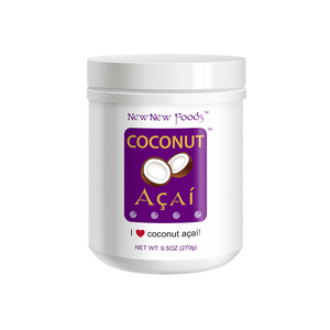 Coconut Açaí 9.5oz