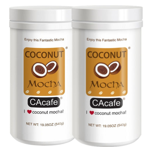 Coconut Mocha 19.05 oz - 2 Pack
