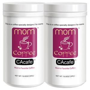 Mom Coffee, this is a coffee specially designed for moms - 2 Pack