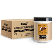 Coconut Mocha Unsweetened 6.35oz (6-Pack)