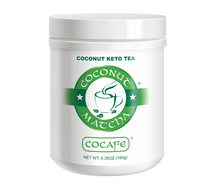 Mini Coconut Keto Matcha Tea 6.35oz