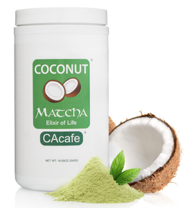 Coconut Matcha Tea 19.05oz (6-Pack)